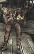 RE4 Giant Chainsaw Man