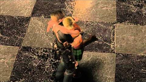 Resident Evil 4 all cutscenes - Chapter 3-4 ending