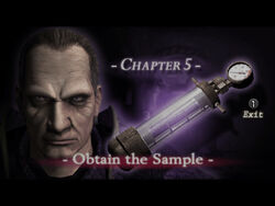 Obtain the sample (re4 danskyl7)