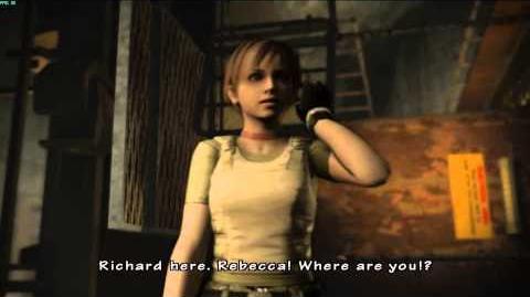 Resident Evil The Umbrella Chronicles all cutscenes - Train Derailment 2 scene 1