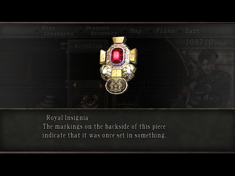Royal Insignia | Resident Evil Wiki | FANDOM powered by Wikia