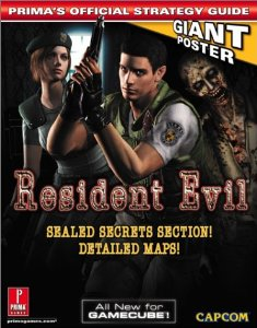 File:Resident Evil Official Strategy Guide for GameCube - front cover.jpg