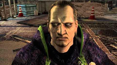 Resident Evil 4 all cutscenes - Final Chapter scene 2