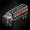 Tank truck (edonia) diorama