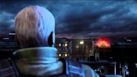 Resident Evil Operation Raccoon City all cutscenes - The Sniper