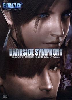 DARKSIDE SYMPHONY - front cover