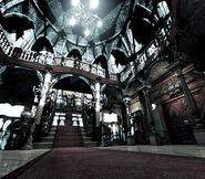 REmake background - Entrance hall - r106 00108
