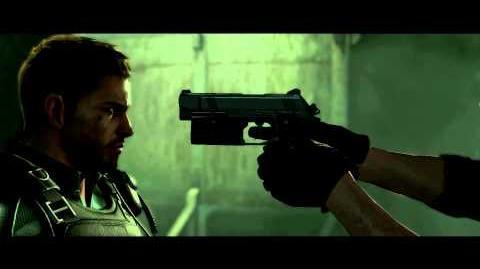 Resident Evil 6 all cutscenes - Blood Ties (Chris' version)