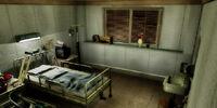 Raccoon General Hospital/4F passage/Room 401