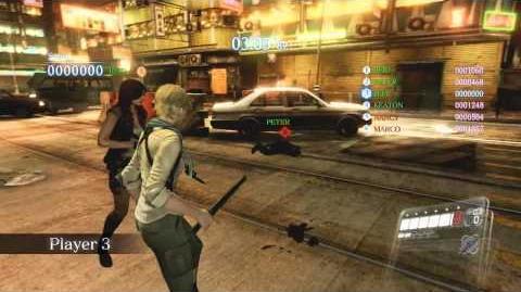 RESIDENT EVIL 6 Multiplayer DLC - Survivors Mode
