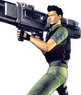 Chris Gun Survivor