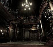 REmake background - Entrance hall - r106 00133