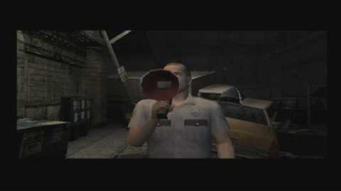 Resident Evil Outbreak cutscenes - 19 - Outbreak - Evacuation Announcement
