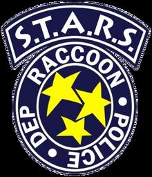 S.T.A.R.S. logo
