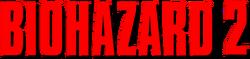 Biohazard 2 Logo 1 a