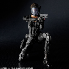 File:Square Enix - Operation Raccoon City Lupo figure.jpg