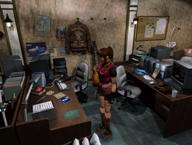 File:RE2 CHRIS's diary location.png