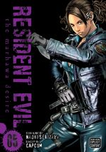 Resident Evil Vol 5 The Marhawa Desire