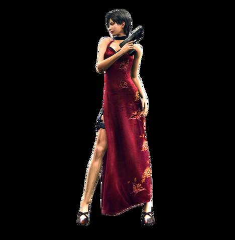 File:Resident evil ada wong render by leonskennedy4815-d4p4ekf.png