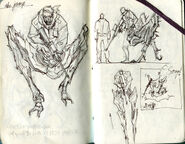 Noga-Skakanje concept art 6