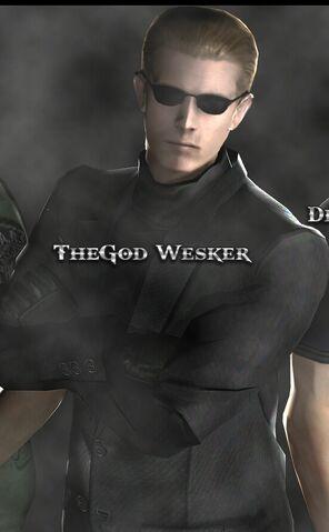 File:I am Albert Wesker i am GOD.jpg