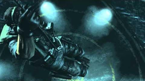 Resident Evil Revelations all cutscenes Episode 6-1 opening