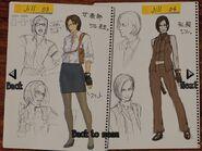 Jill Costume Concepts 2