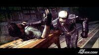 Chris vs Wesker