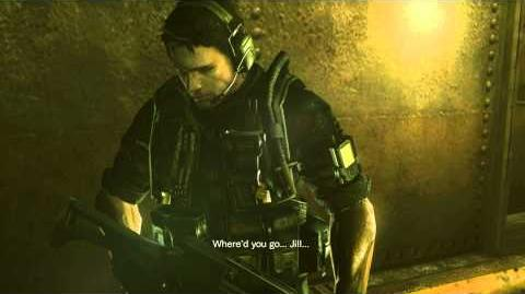 Resident Evil Revelations all cutscenes Episode 6-1 ending