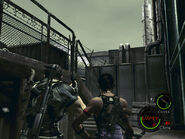 Oil field control facility in-game (RE5 Danskyl7) (13)
