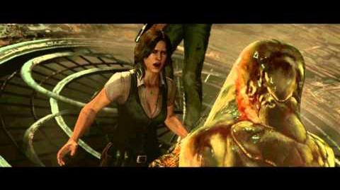 Resident Evil 6 all cutscenes - Deborah's Transformation (Ada's version)