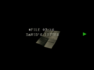 Re264 EX David's Letter