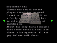 RE2 Watchman's diary 06