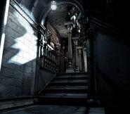 REmake background - Entrance hall - r106 00006