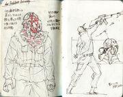 Glava-Begunuts Concept Art