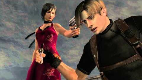 Resident Evil 4 all cutscenes - Final Chapter scene 4