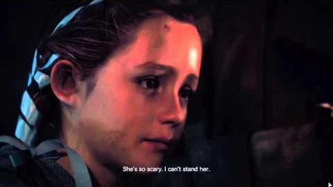 Resident Evil Revelations 2 all cutscenes - Another Wesker