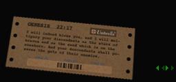 File:BIOHAZARD January 96 demo - ITEM M2 - FILEI13.png
