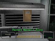 Factory worker's diary (survivor danskyl7) (1)