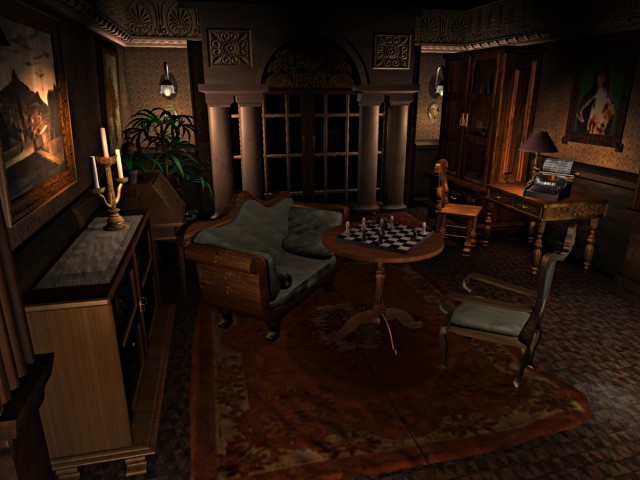 Living Room Resident Evil Wiki Fandom Powered By Wikia