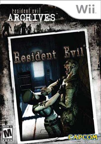 File:Resident evil archives.jpg