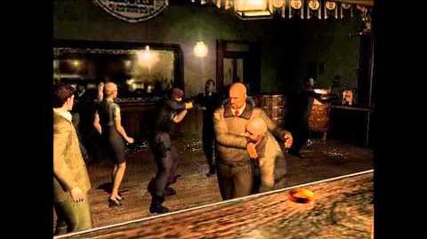 Unused dialogue in Resident Evil Outbreak