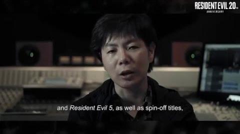 Resident Evil 20th Anniversary Interview – Masachika Kawata