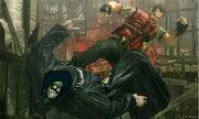 Mercenaries 3D - Barry gameplay 1