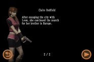 Mobile Edition file - Claire Redfield - page 2