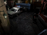 Resident Evil 3 background - Uptown - boulevard i2 - R11E08