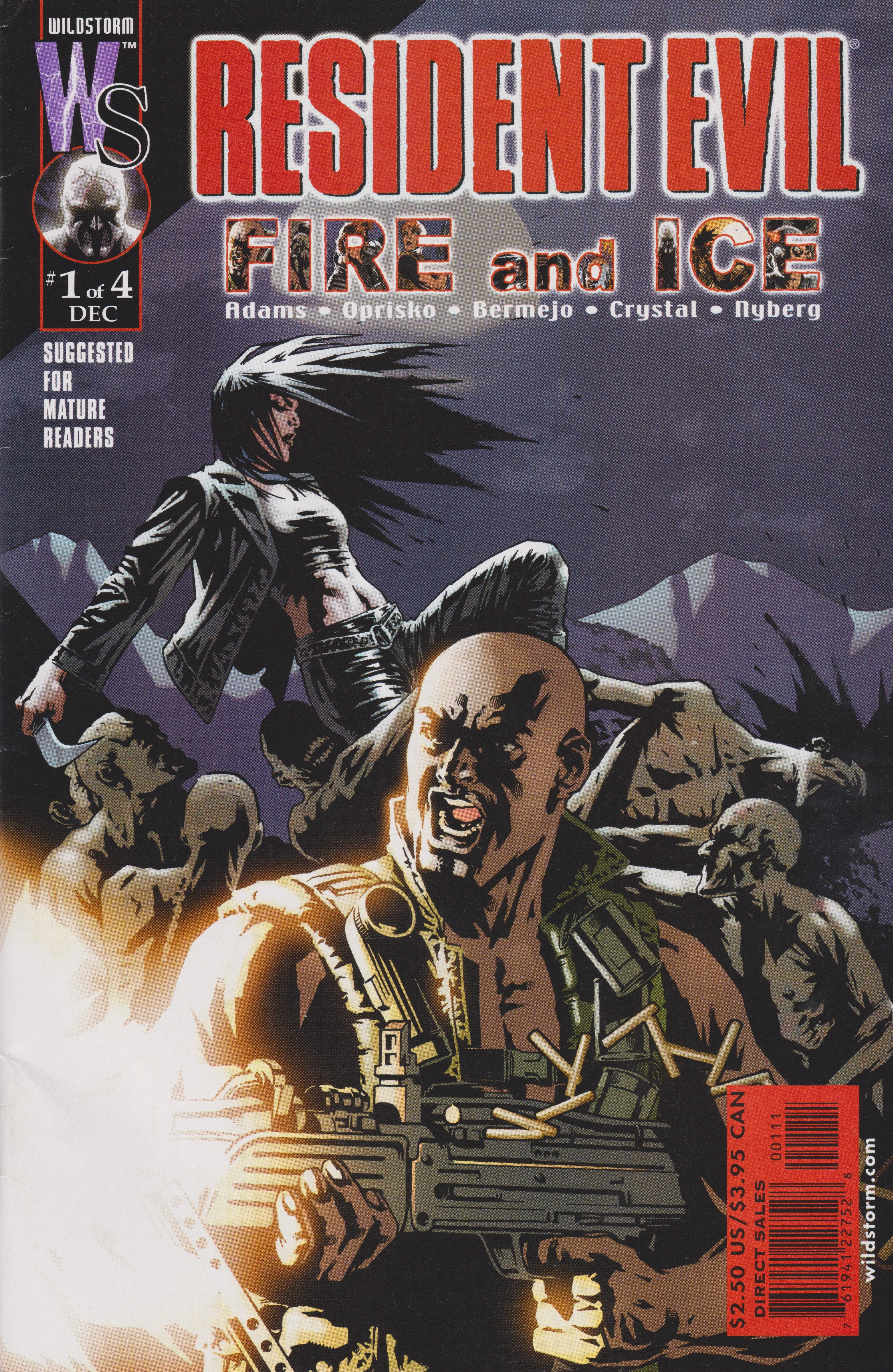 Resident Evil Fire And Ice Resident Evil Wiki Fandom