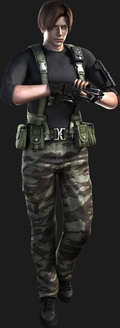 File:Resident Evil The Darkside Chronicles - Operation Javier - Leon Scott Kennedy render.jpg