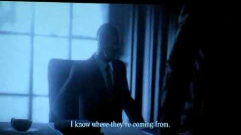 RESIDENT EVIL 6 - FMV Intro Leon Helena in the Sewers SDCC 2012