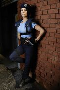 Julia Voth as Jill Valentine 4